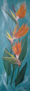 Acsai  Anna / Papagájvirágok
