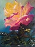 Acsai  Anna / 'Egy rózsaszál...'