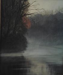 Acsai  Anna / Ködös hajnalon