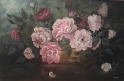 Acsai  Anna / Rózsák