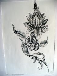 Oláh Béla / Flower